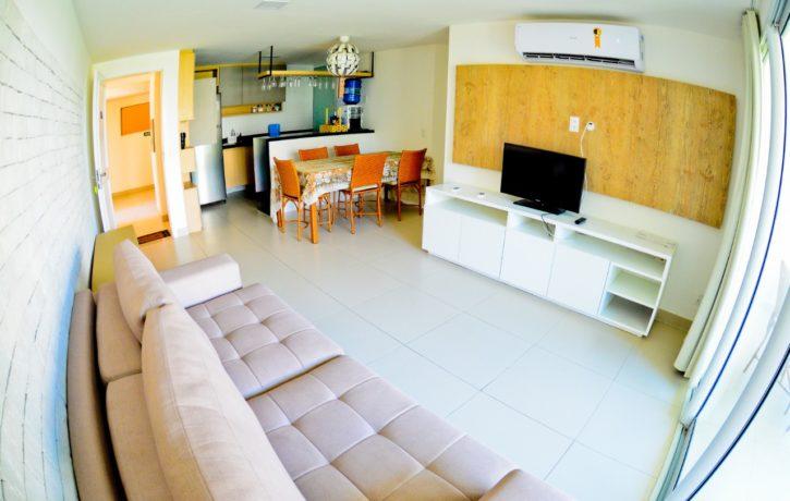 Apartamento Riviera Beach Place - 3 quartos - Aluguel por temporada