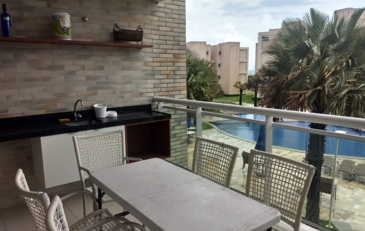 Aluguel Apartamento Riviera Beach Place - 3 quartos